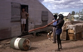 Carpentaria Lindsey and Brother Mornington Island Mission