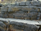 North Lumsdin's Bay Hook Head wave rippled Carboniferous Porter's Gate Formation