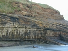 Carboniferous Porters Gate Formation, Woarwoy Bay Hook Head