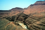 Bridge Section Oed Ziz High Atlas Jurassic Morroco