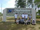 Okefenokee Entrance