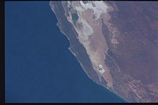 Lake McLeod Western Australia: photographic image from outer space by NASA