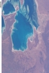 Hamelin Pool Shark Bay West Australia: photographic image from outer space by NASA