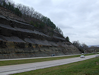 Silurian and Ohio Shale I64 Kentucky